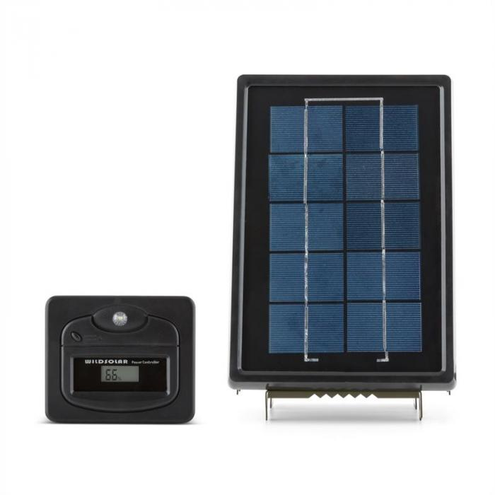 Grizzly Charger Solar Power Kit Power Controller & Montage-Kit