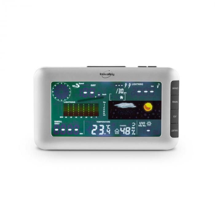 SM56PRO Funk-Wetterstation inkl. Außensender