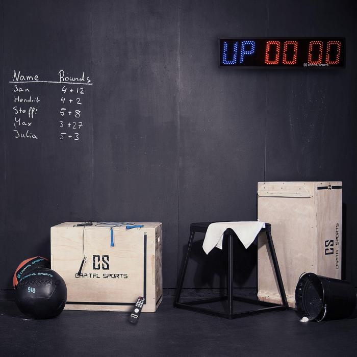 Timeter Ersatz-Fernbedienung für Sporttimer
