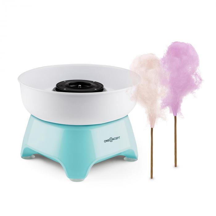 Candycloud Zuckerwattemaschine 500W blau