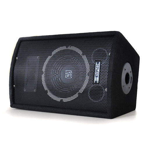 "PA Set ""Berlin Bassline"" 2000 Watt 2.2 Set 2 Boxen 2 Subwoofer"
