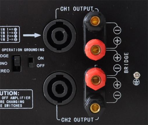 AMP-2000 DJ PA Verstärker 3000W 3HE MOSFET