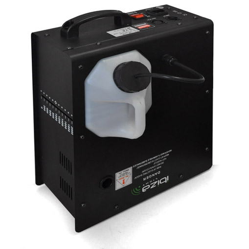 Nebelmaschine 2-Weg Disco 1500W Fernbedienung Funk