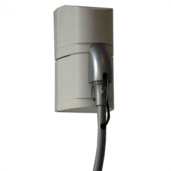 auna SS-01-SL Universal Lautsprecherständer Paar Satelliten Boxen max. 4,5 kg