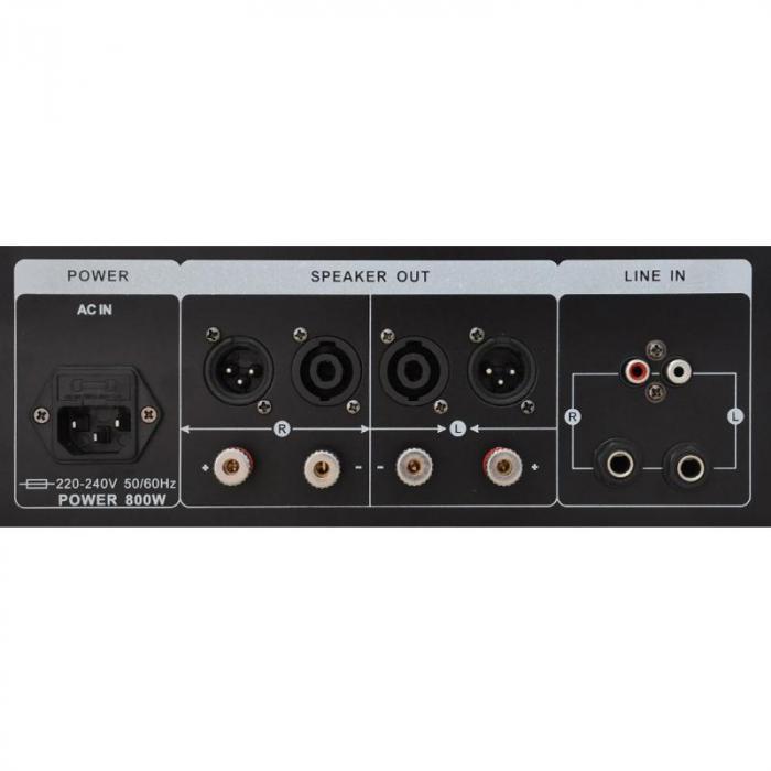 DJ PA Set Rack Star Series Venus Bounce 300 Personen