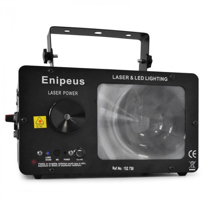 Enipeus Laser-Lichteffekt LED-Strahler rot-grün