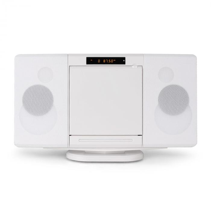 CH04CDWH flaches Stereo-System UKW CD USB SD Karte