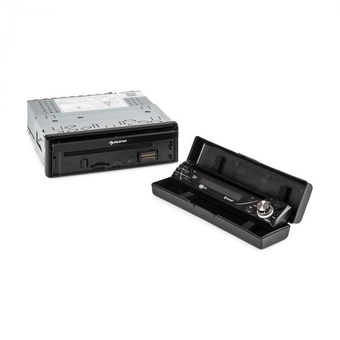 MVD-220 Autoradio DVD CD MP3 USB SD AUX 7'' Touchscreen Bluetooth