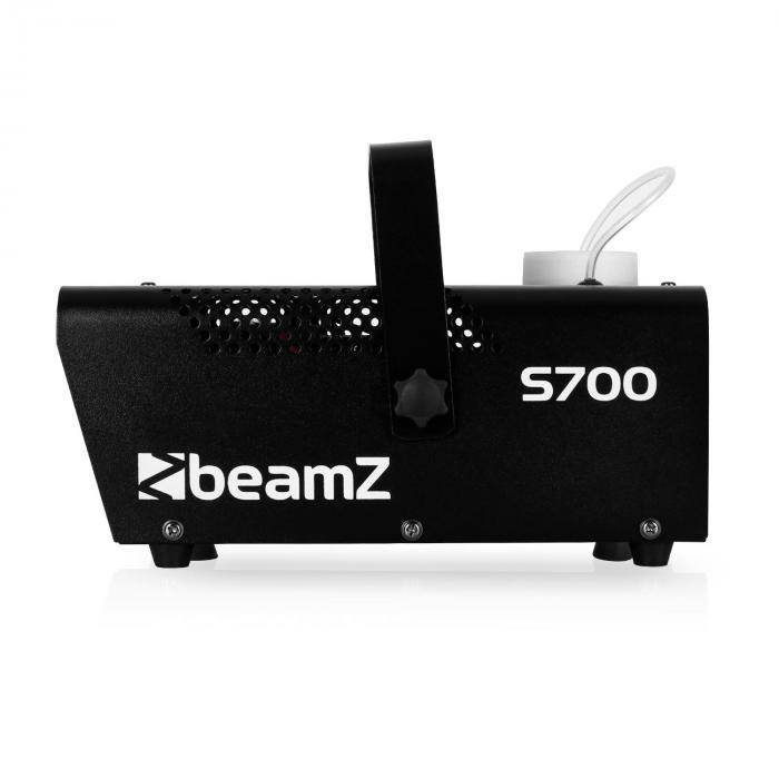 S700 Nebelmaschine inkl. 500ml Nebelfluid 75m³/min