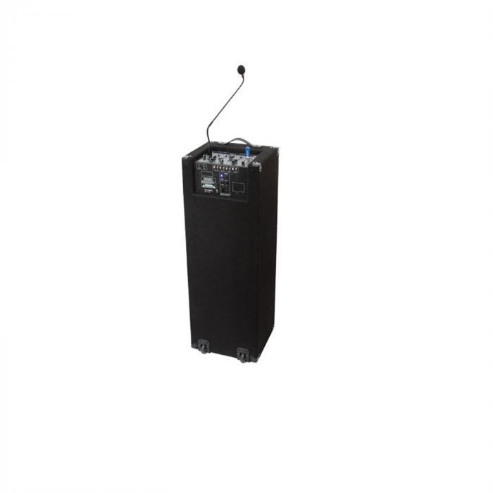 Standup212 portables DJ-System USB SD Bluetooth AUX MIC