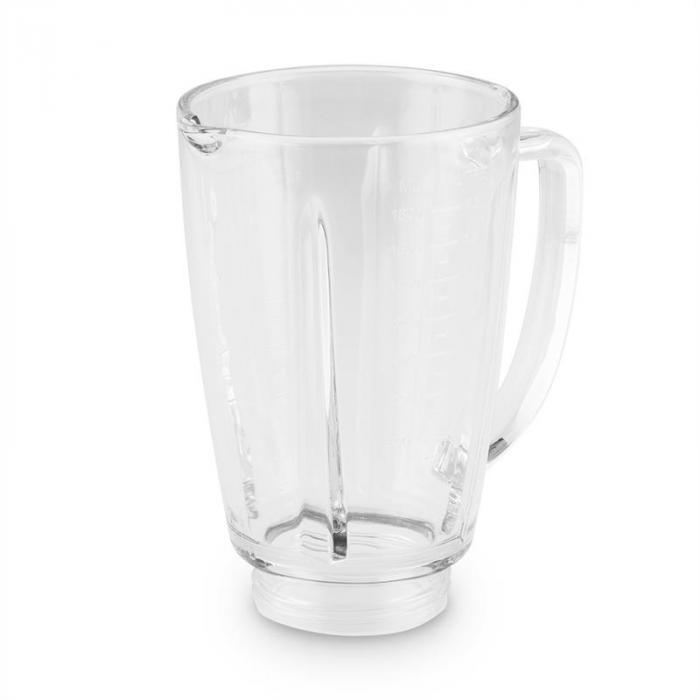 Ersatzkrug für Herakles Steel Standmixer 1,8 Liter Glas