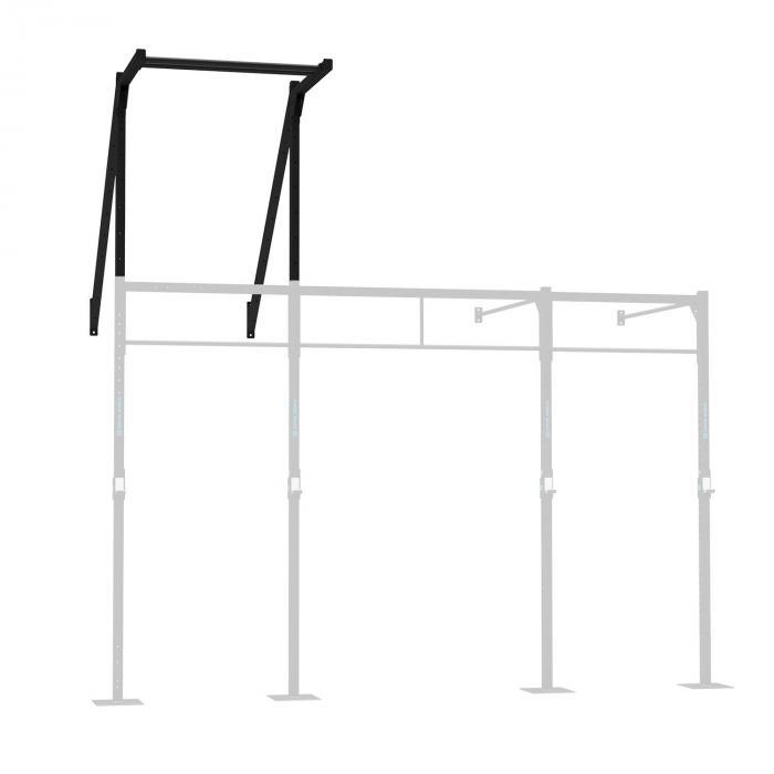 Ringtop 150 Anbauteil Wandmontage Metall schwarz