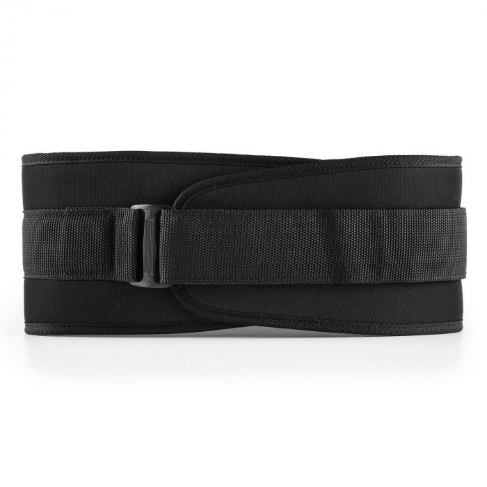 Rugg Gewichthebegürtel Klettverschluss ultraleicht Gr. XL schwarz