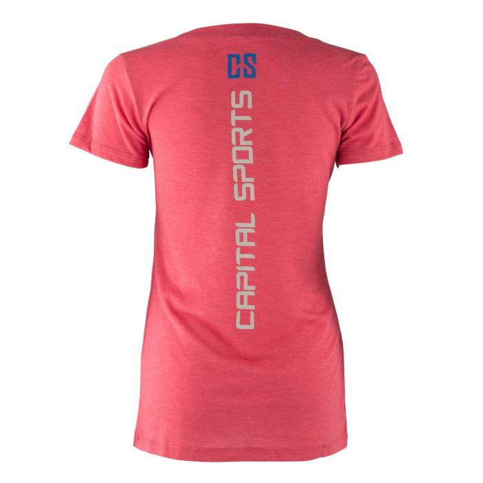 Trainings-T-Shirt für Frauen Size XL Rot