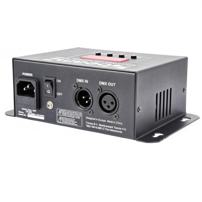 SparkleWall LED-Vorhang LED 96 RGBW 3 x 2 m inkl. Controller Fernbedienung