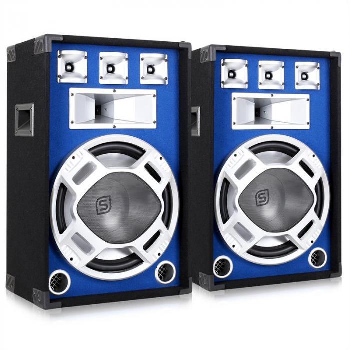 "PA Set Blue Star Series ""Basscore Bluetooth"" 1000W"