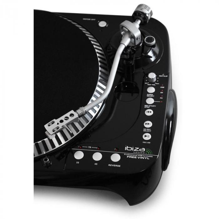 Free Vinyl USB-SD-Plattenspieler PC-MP3-Aufnahme