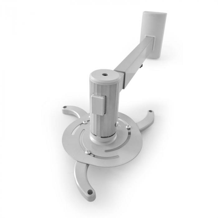 Universal-Beamer-Wandhalterung flexibel <10kg