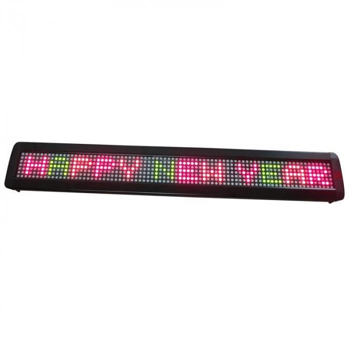 MOVING-MES15R LED-Laufschrift RGY