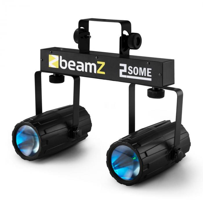 2-Some Licht-Set RGBW-LED Mikrofon