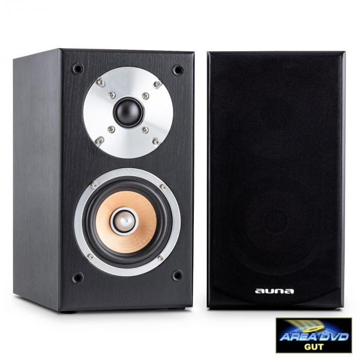Linie-501-BK 5.0 Heimkino Soundsystem 350W RMS