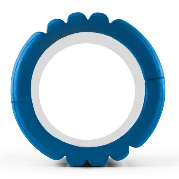 Caprole 1 Massageroller 33 x 14 cm blau