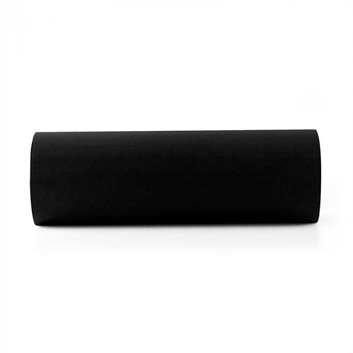 Caprole 2 Massageroller 6 Stück 45 x 15 cm schwarz