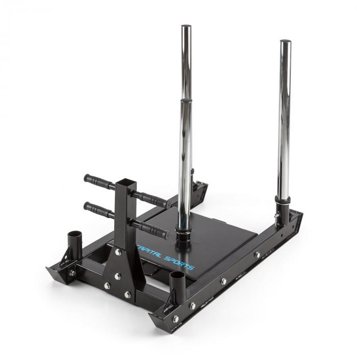 Sledster Plus Gewichtsschlitten Stahl massiv Ø50mm