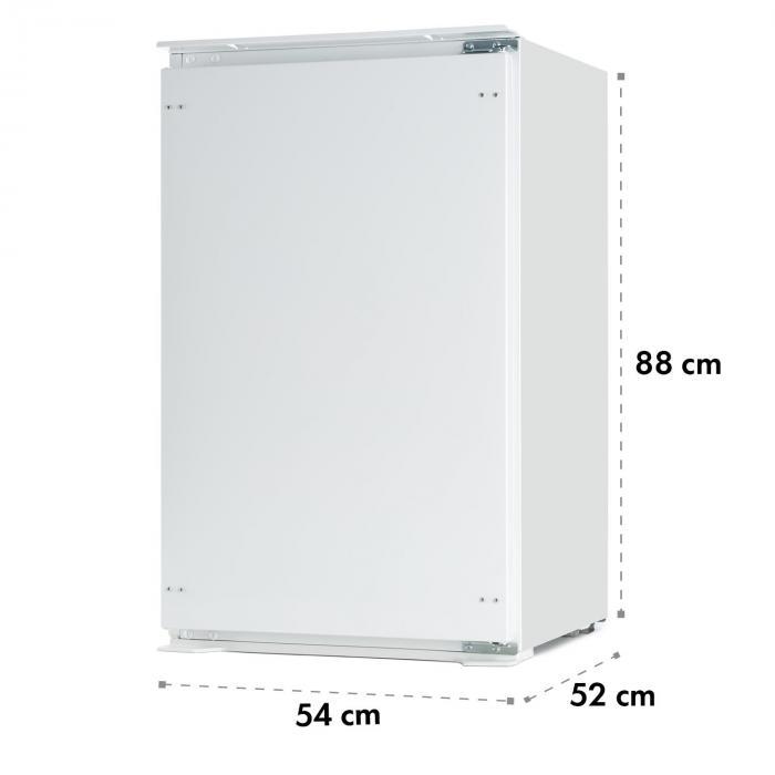 Coolzone 130 Einbaukühlschrank A+ 130 l 54x88x55 cm weiß