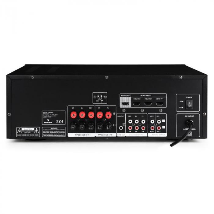 Supreme Tower Surround HiFi Set CD-Player 125W