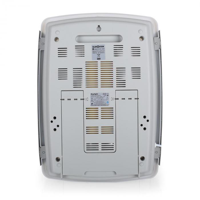 3MC Lichtdusche Tageslichtlampe 10.000 Lux 72 W 35x48 cm