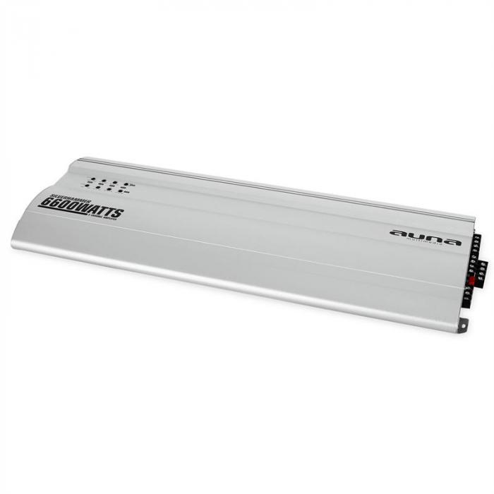 Silverhammer 5-Kanal Auto Endstufe 6600W