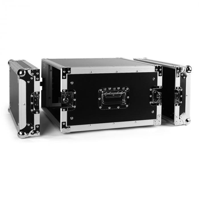 """SC-R6U Rack Case 19"""" 6U"""