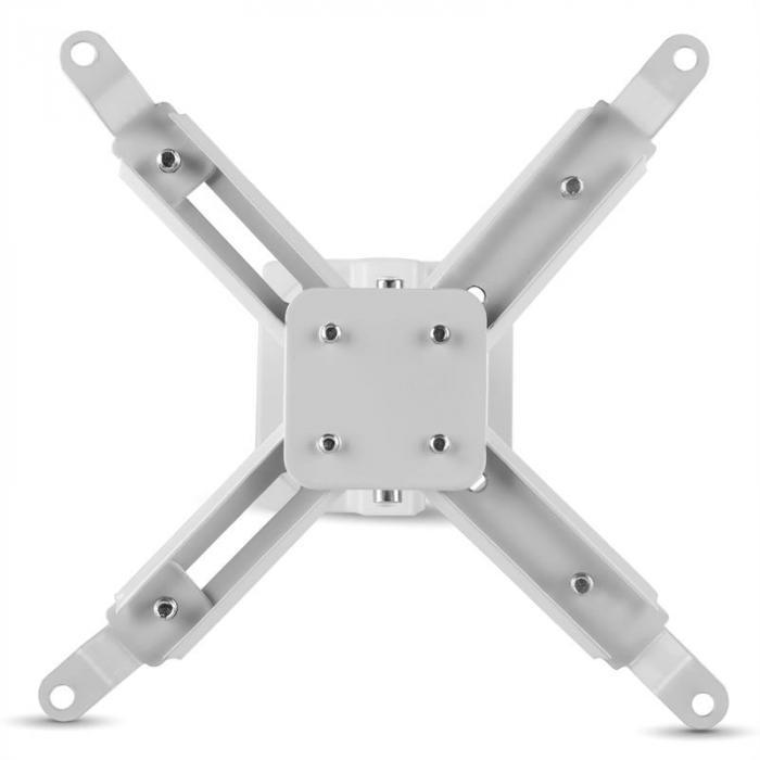 Anymount Universal-Projektor-Deckenhalterung 43-65 cm weiß