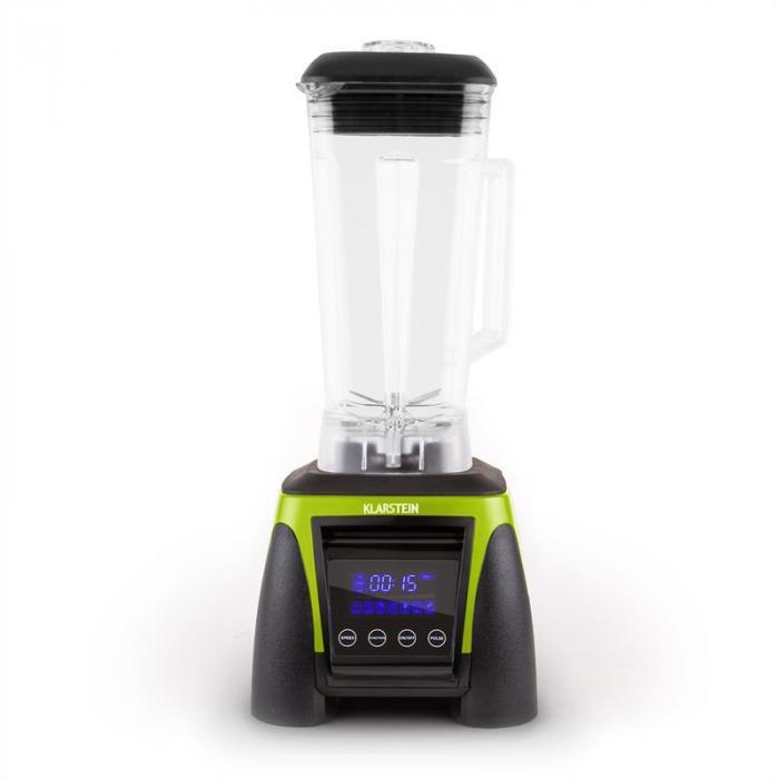 Herakles 8G Standmixer Grün mit Cover 1800W 2,4 PS 2 Liter BPA-frei