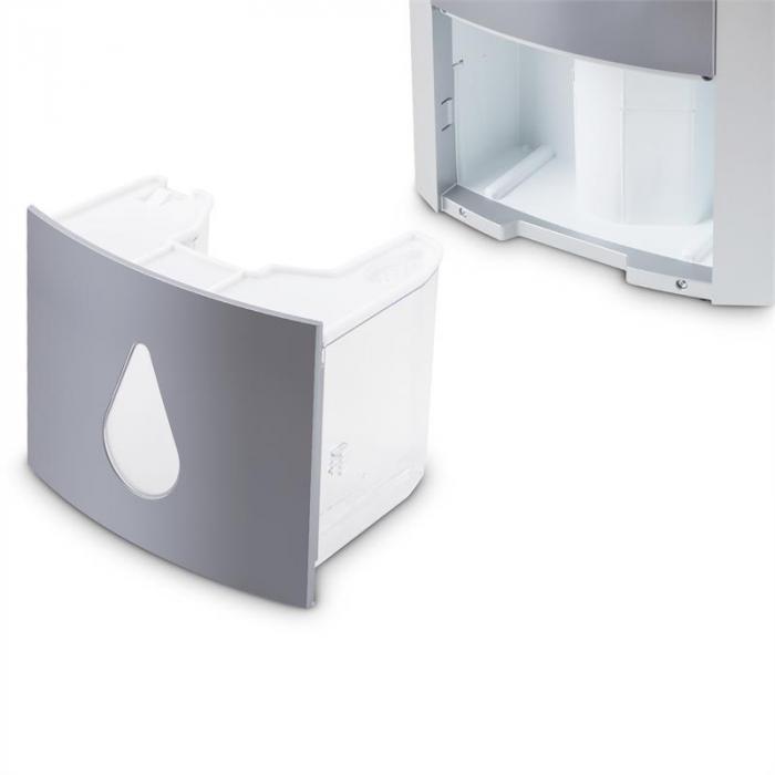 Drybest 20 Luftentfeuchter Luftreiniger 20l/24h silber-weiß