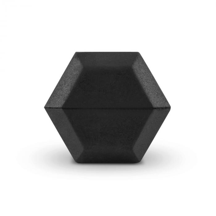 Hexbell Dumbbell Kurzhantel Paar 2x10kg