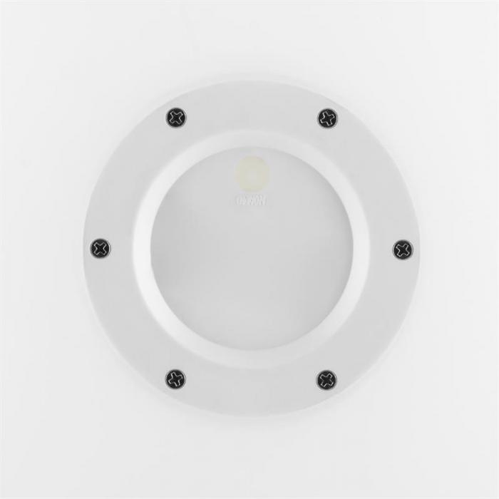 Loomy LED-Schwimmkugel 50cm Kugelleuchte 16 LED RGB Akku