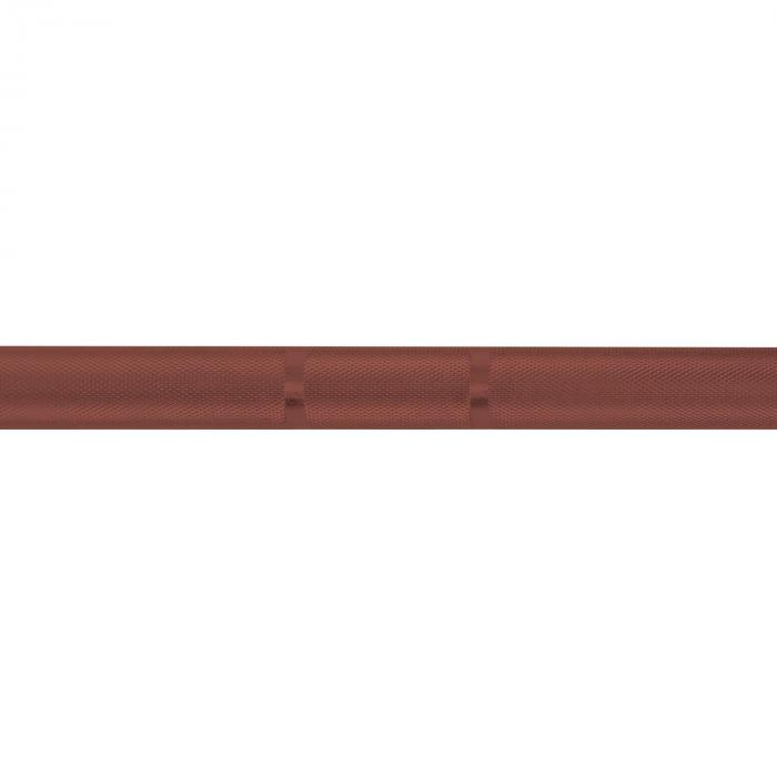 Pantherbar Olympische Hantelstange Kupfer Chrom 15 kg