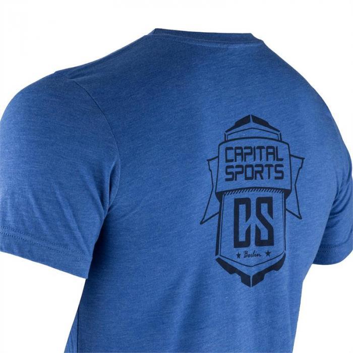 Trainings-T-Shirt für Männer Size M True Royal