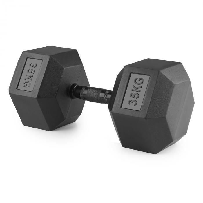 Hexbell Dumbbell Kurzhantel 35 kg