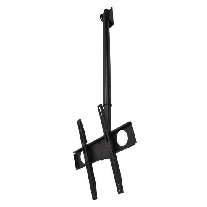 PLB-CE444 TV-Decken- und Wandhalterung LCD LED TFT Universal VESA schwarz