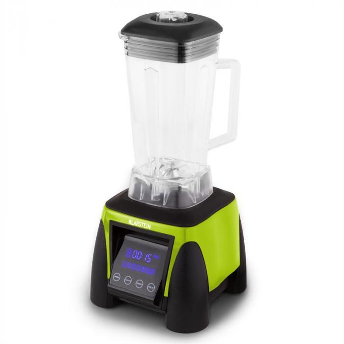 Herakles-8G-G Standmixer 1800W 2,4 PS 2L grün Green Smoothie BPA-frei