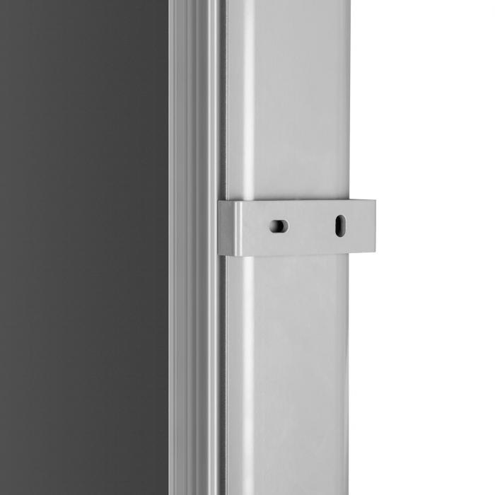 Bari 316 Seitenmarkise Seitenrollo 300x160cm Aluminium anthrazit