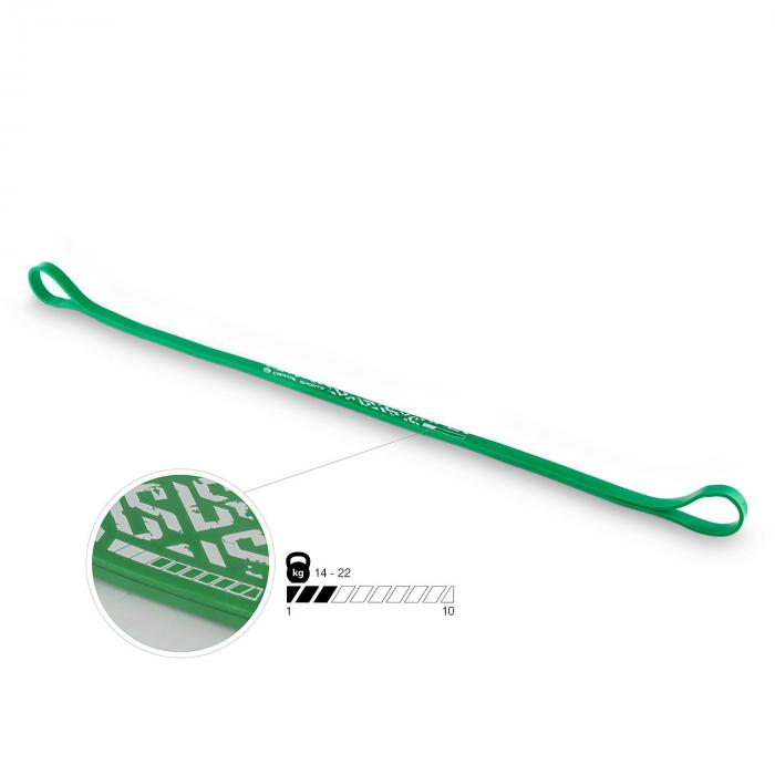 Resistor Set Klimmzugband Pullup Support Stärkegrad 3 14 - 22 kg