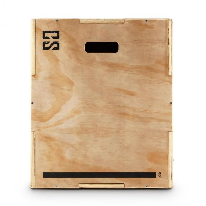 "Shineater Plyo-Box Holz Jump Box 20"" 24"" 30"""