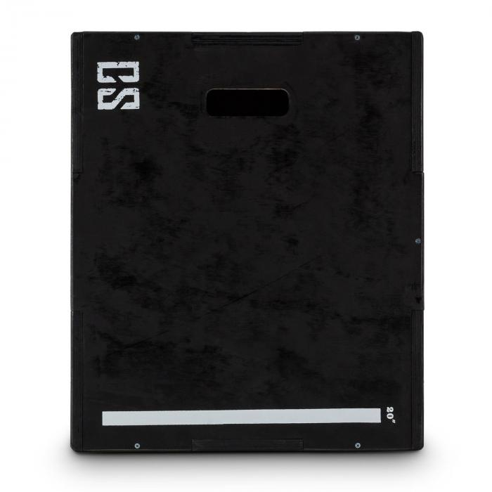 "Shineater Plyo-Box Schwarz Jump Box 20"" 24"" 30"""