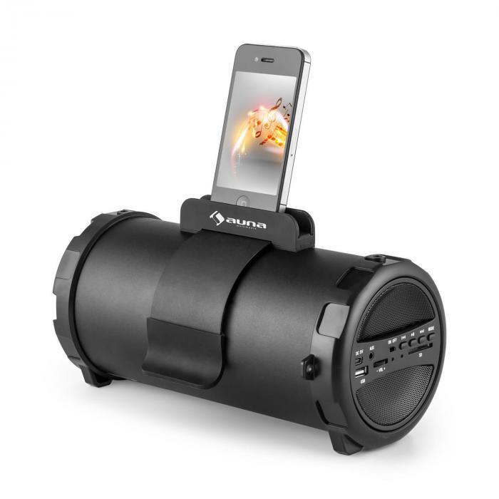 SmartHold Tablet- und Smartphone-Halterung Metall Gummi flexibel tragbar
