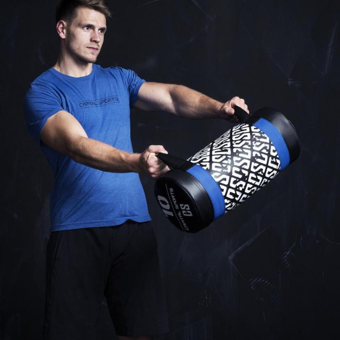 Toughbag Power Bag Sandbag 10 kg Kunstleder