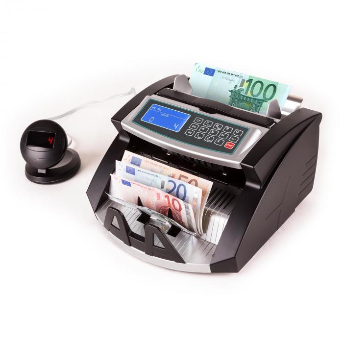 Buffett Geldscheinzähler UV-Prüfung magnetische Erkennung IR-Prüfung